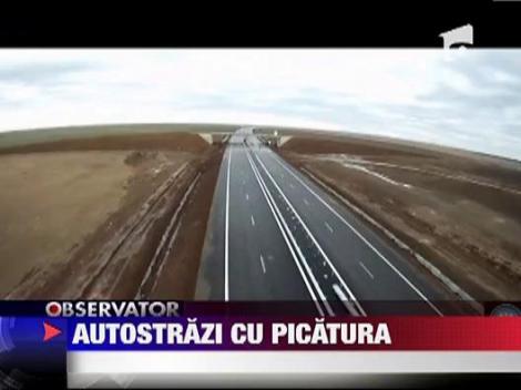 Autostrada Arad - Timisoara, inaugurata de Boc si Boagiu