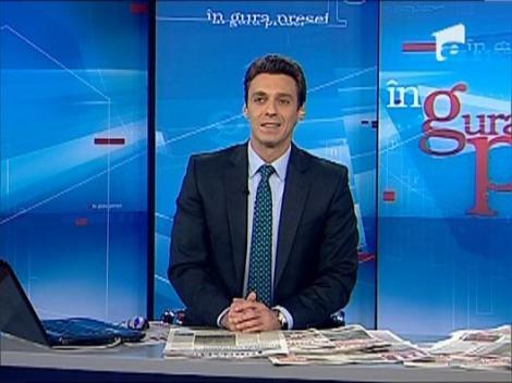 Mircea Badea lauda un titlu din Observator