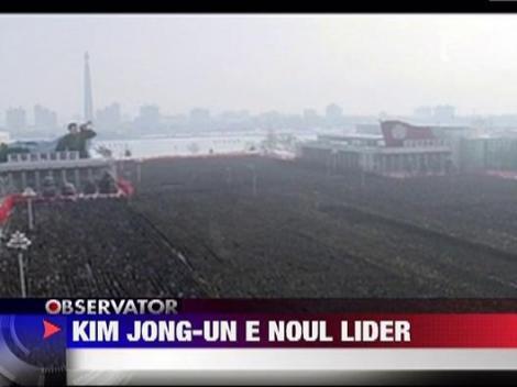 """Kim Jong-un, """"lider suprem"""""""