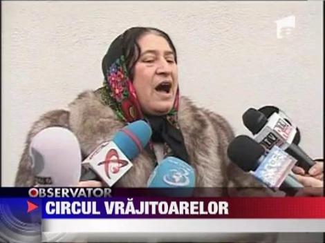 Proces cu blesteme la tribunalul Ilfov