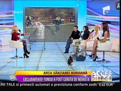 "Adriana Bahmuteanu: ""Prigoana ma alinta - parizer legat cu sfoara"""