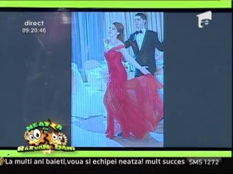 Diana Bisinicu se marita
