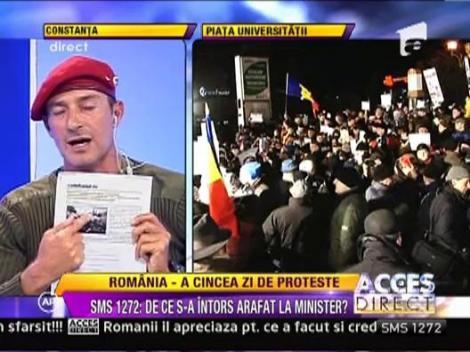 Radu Mazare ameninta Jandarmeria