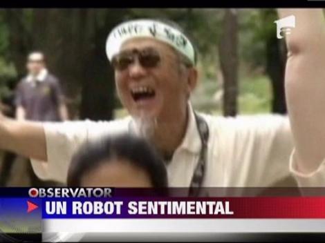 Un robot sentimental