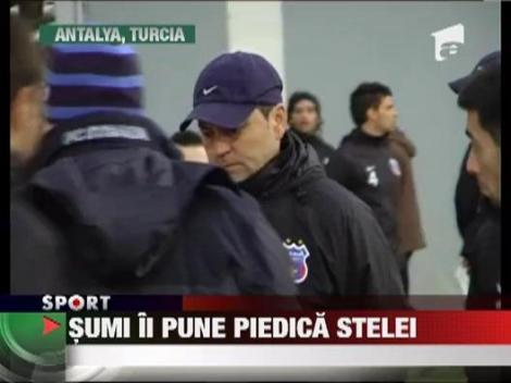 Steaua nu scapa de Sumudica nici in Turcia!