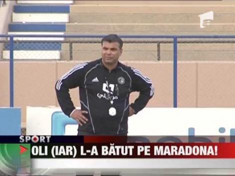 Cosmin Olaroiu a fost desemnat antrenorul anului in Emirate!