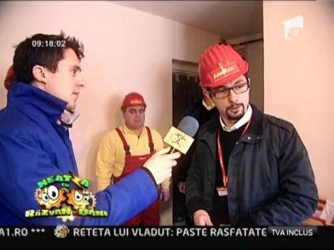 "Garsoniera renovata din campania ""Viata in stil Neatza"""