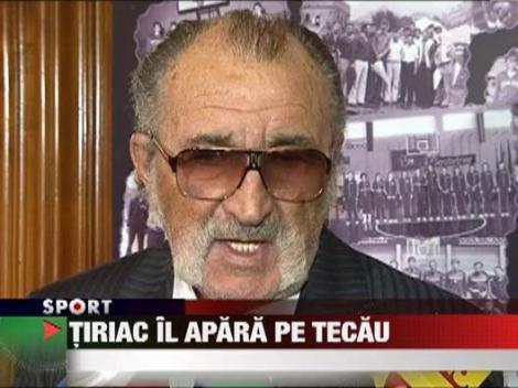 Horia Tecau e aparat de Ion Tiriac