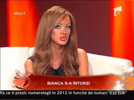 Bianca s-a recuperat complet