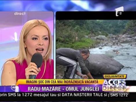 Radu Mazare si-a facut vacanta in  Honduras