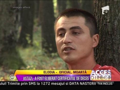 Elodia Ghinescu a fost declarata moarta