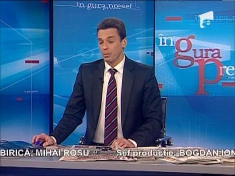 """Mircea Badea: """"Fiti mai eficienti!"""""""