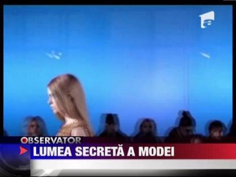 Lumea secreta a modei