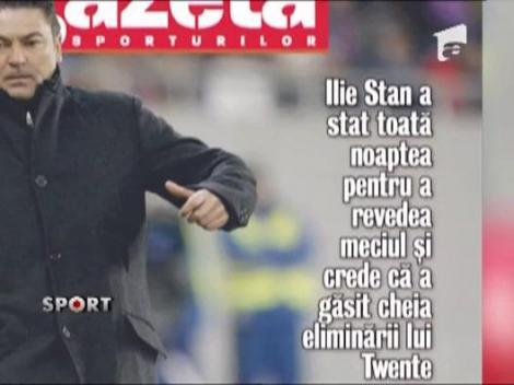 Editiile tiparita si de iPad ale Gazetei Sporturilor de maine