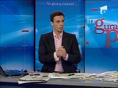 """Mircea Badea: """"Eu pe Basescu nu-l vad sa renunte la mandat!"""""""