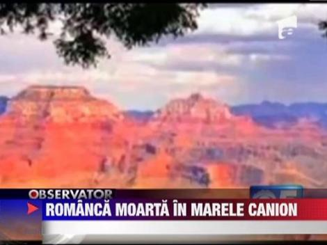 Romanca moarta in Marele Canion