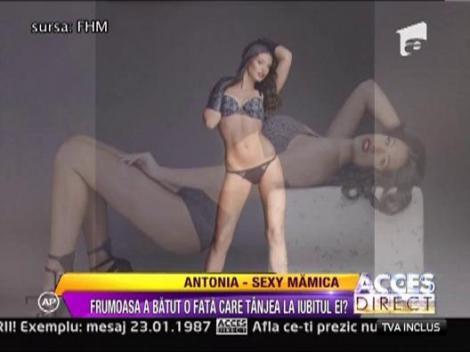 Antonia, mamica sexy