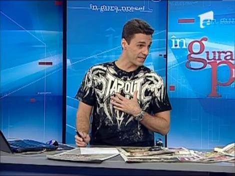 "Mircea Badea: ""Daca Becali e Razboinicul Luminii eu sunt Razboinicul Pulimii"""