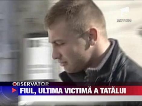 Fiul lui George Vladan, devastat de actiunile tatalui
