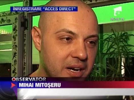 Mihai Mitoseru s-a facut patron
