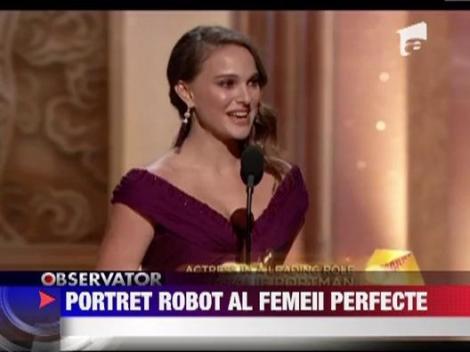 Portretul robot al femeii perfecte 