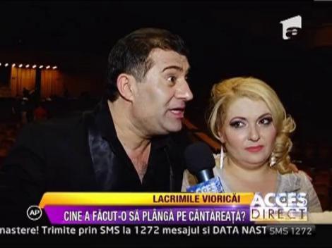 Margherita, imbracata ca Britney Spears la spectacolul Clejanilor