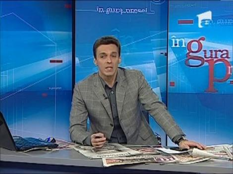 "Mircea Badea: ""Mi-as dori sa se interzica televiziunile"""