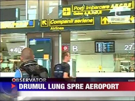 Cursele low cost s-au mutat pe aeroportul Otopeni
