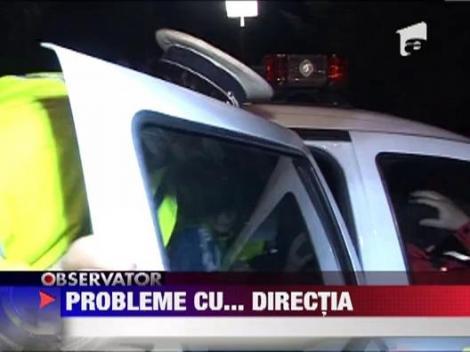 Fiul lui Marian Ionescu de la Directia 5, prins baut la volan