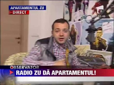 Mihai Morar si Daniel Buzdugan se pregatesc sa inmaneze chiele noului apartament