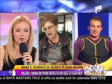 Radu Mazare si-a invatat fiul cum sa agate fete in club