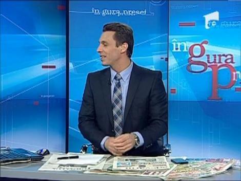 Mircea Badea rade de costumele lui Gigi Becali
