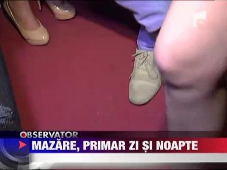 Radu Mazare intretine atmosfera din cluburi