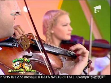 Lavinia Goste, Marius Zorila & Orchestra Nationala de Folclor Valahia - Ioane, draga Ioane