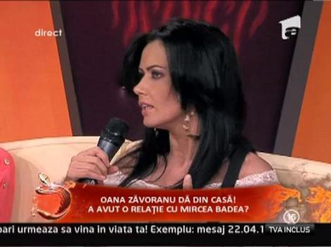 """Oana Zavoranu: """"Am fost cu patru barbati inainte de a fi cu Pepe"""""""