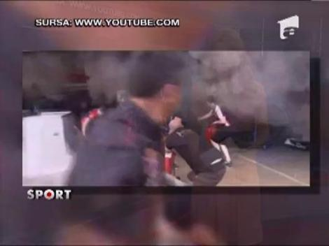 F1: Explozie in paddock-ul celor de la Williams