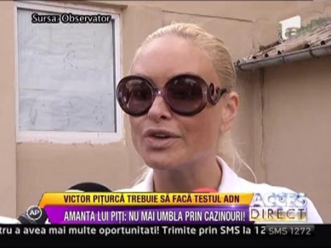 Victor Piturca, nevoit sa faca testul ADN
