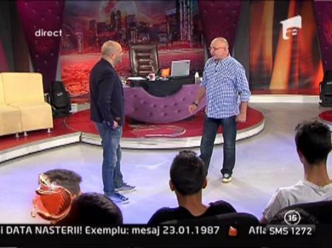 Mircea Stoian vrea sa-si faca liposuctie abdominala