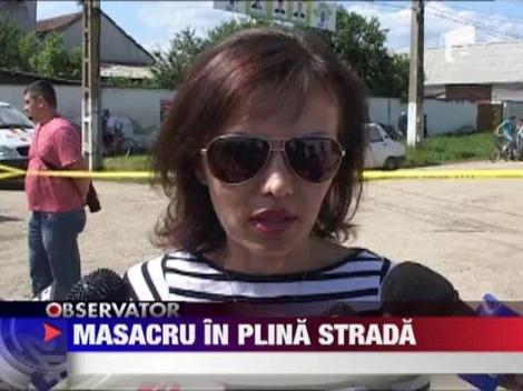 "UPDATE / Macel dupa modeul ""Perla"" in Arad"