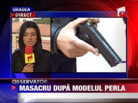 """Macel dupa modeul """"Perla"""" in Arad"""