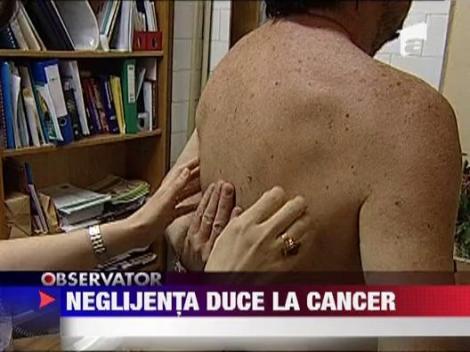 Neglijenta impotriva ultravioletelor duce la cancer