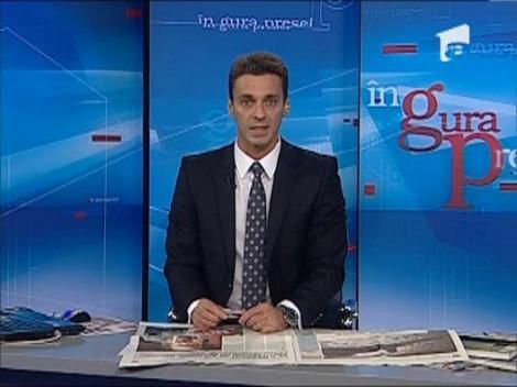 """Mircea Badea: """"Dintre toate institutiile statului, cei de la ANI au cel mai mic IQ"""""""