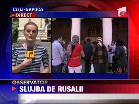 Slujba de Rusalii