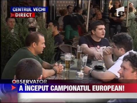 A inceput Euro 2012