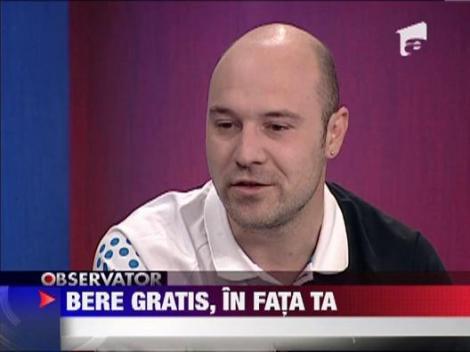 """""""Bere Gratis"""" cu Gazeta Sporturilor"""