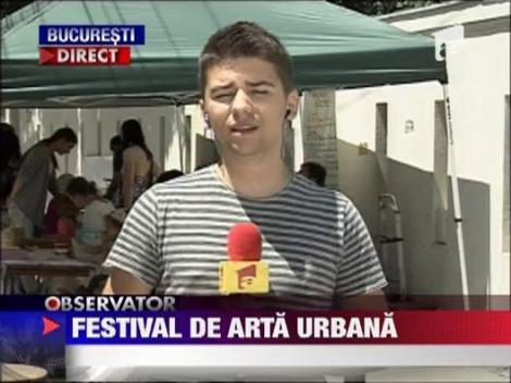 Festivalul de Arta Urbana