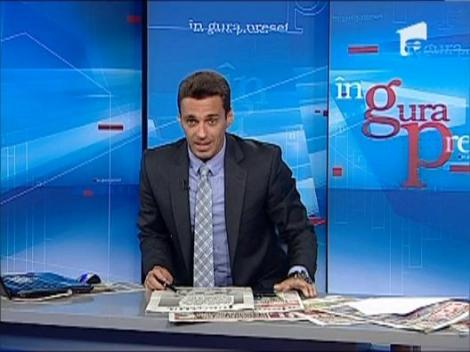 """Mircea Badea: """"Cei care scriu la reviste de chiloti ar face coada doar sa ii suga tocul Mihaelei Radulescu"""""""