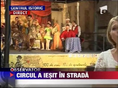 """Festivalul """"Bucurestii lui Caragiale"""""""