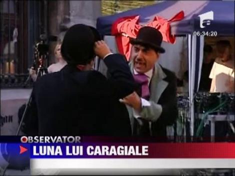"""UPDATE / Festivalul """"Bucurestii lui Caragiale"""""""
