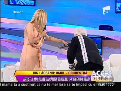 Ion Laceanu, omul orchestra